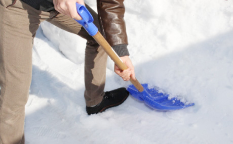 北海道の雪に負けない工夫を